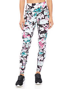 Printed Leggings by Zelos