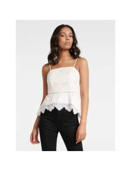 Renee Lace Bustier by Forever New