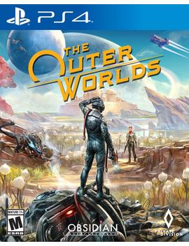 The Outer Worlds by Private Division