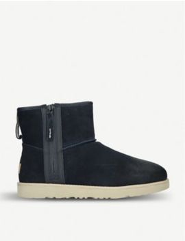 Classic Mini Waterproof Sheepskin Boots by Ugg