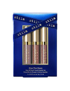 Kiss The Stars Stay All Day® Liquid Lipstick Set by Stila