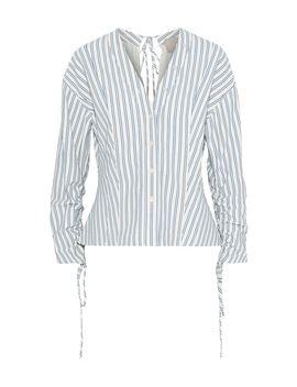 Striped Shirt by Jason Wu