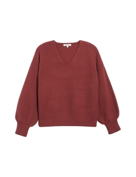 Thornton Balloon Sleeve Sweater by Madewell