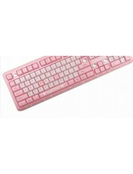 2019 New Pink Cute Girls Keyboard Usb Wired Cute Thin Desktop Computer Kawaii by Unbranded