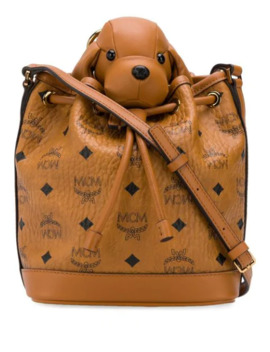 Dog Bucket Bag by Mcm