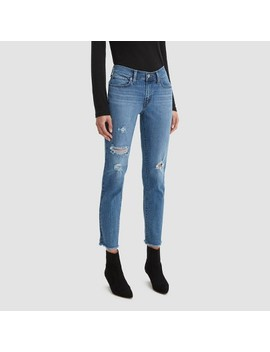 Levi's® Women's Mid Rise Cropped Jeans by Levi's