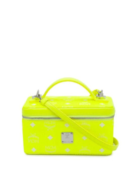Neon Box Tote Bag by Mcm
