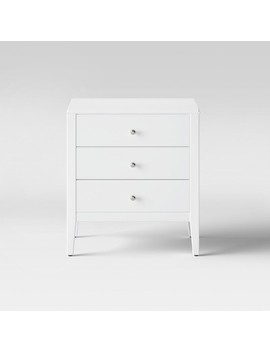 Pelham Nightstand White   Threshold™ by Shop Collections