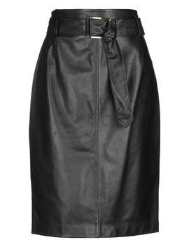 Midi Skirts by Moschino