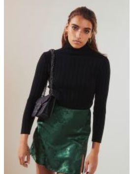 Ramona Sweater   Black by Peppermayo