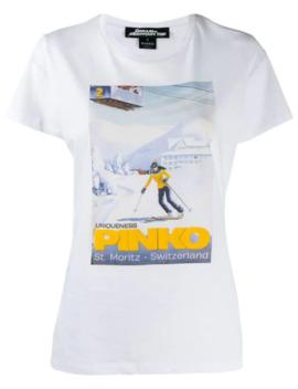 St Moritz T Shirt by Pinko