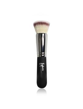 Heavenly #6 Flat Top Buffing Foundationn Brush High Quality It Cosmetic Soft Bronzer Makeup Bursh by Ali Express.Com