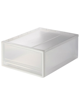 Pp Storage Box   34x44 S by Muji