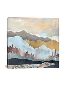 Winter Light By Space Frog Designs Giclée Print Canvas Art by Icanvas