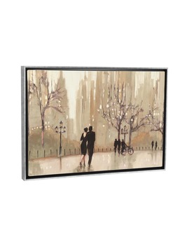 An Evening Out I By Julia Purinton Giclée Print Canvas Art by Icanvas