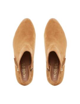Pedrine Stacked Heel Boots by Head Over Heels