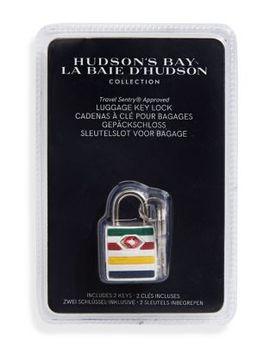 Multi Stripe Tsa Lock by Hbc Stripes