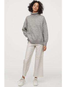 Вязаный свитер by H&M
