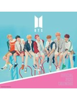 Bts: Square Calendar by Hmv