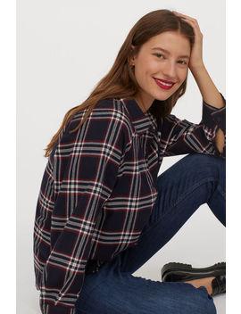 Фланелевая рубашка by H&M