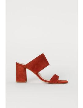 Semskede Sandaler by H&M