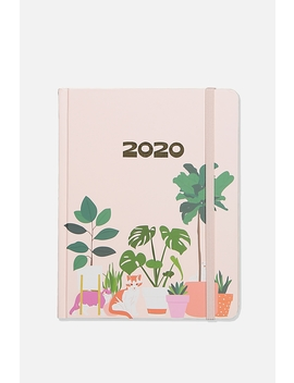 2020 Essential Diary by Cotton On