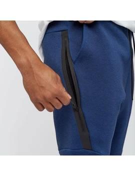 Nike Men's Sportswear Tech Fleece Shorts 805160 451 Blue Sizes 2 Xl by Nike