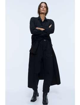 Kombinezon Jeansowy Zw Premium Worker by Zara