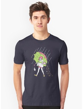 Spirit Salt Slim Fit T Shirt by Minilla
