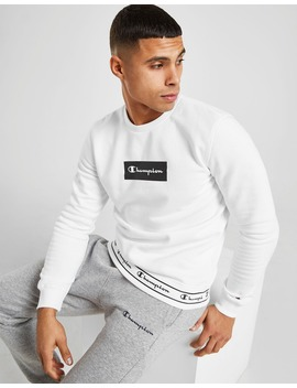 Champion Evo Crew Sweatshirt by Jd Sports
