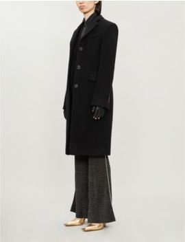 Onita Wool Blend Coat by Acne Studios