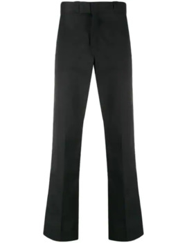Flared Mid Rise Trousers by Dickies Construct
