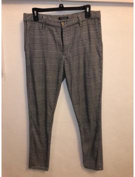 Elwood Grey Plaid Pants by Elwood  ×