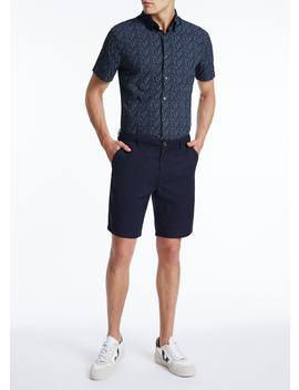 Dexter Cotton Linen Short by Marcs