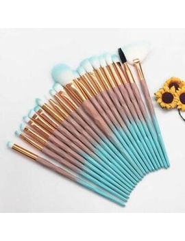 20pcs Professional Makeup Brushes , High Quality, Synthetic Hair by Ebay Seller