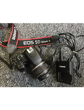 Canon Eos 1000 D Dslr Digital Camera, Charger  Parts/ Repair by Ebay Seller