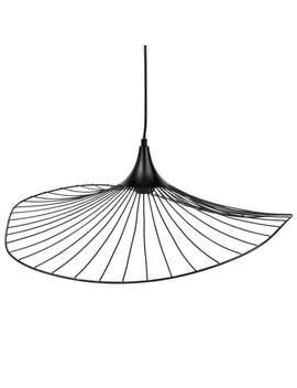 Black Wire Parasol Pendant   Orla by Maisons Du Monde