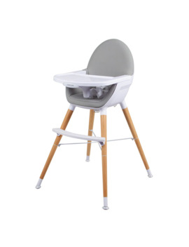 Childcare Pod Timber Highchair by Target