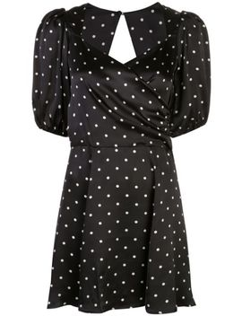 Lane Polka Dot Dress by Reformation