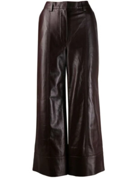 Wide Leg Trousers by Dodo Bar Or