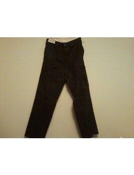 Dickies Men`s Cargo Work Pants Black Size 30 X 32 Guc by Ebay Seller