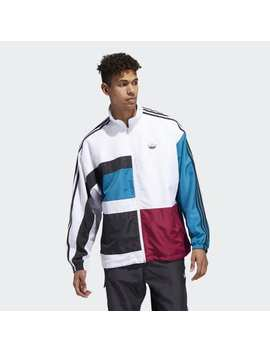 Asymm Track Jacket by Adidas