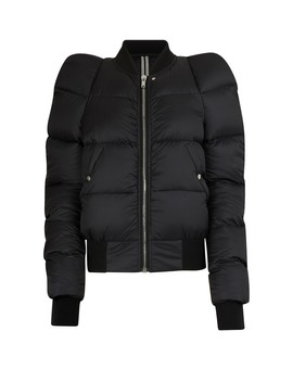 Short Down Jacket by Rick Owens
