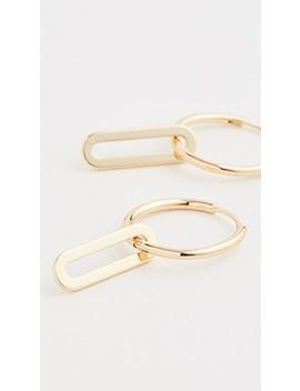 Parker Hoop Earrings by Gorjana