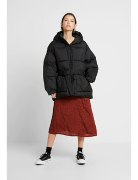 Belted Puffer Jacket   Winterjas by Nly By Nelly