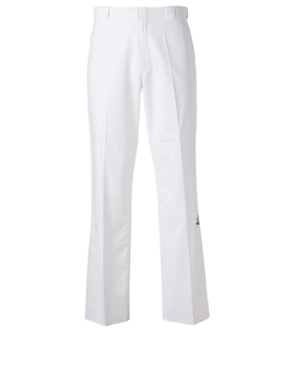 Cotton Pants With Embroidery by Holt Renfrew