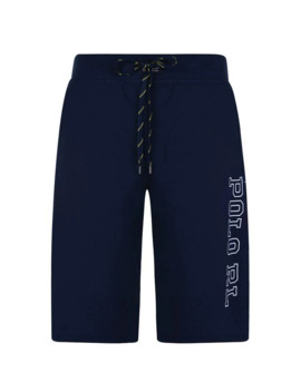 Side Logo Sleepwear Shorts by Polo Ralph Lauren Bodywear