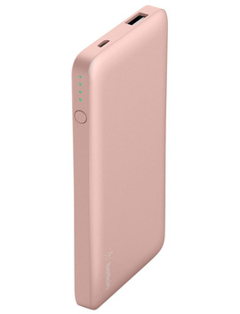 Pocket Power 5000m Ah Power Bank   Rose Gold by Belkin