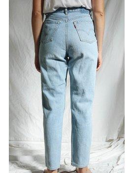 Vintage Levi's Denim Jeans // J060 by Vergegirl