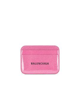 Glitter Bb Card Holder by Balenciaga
